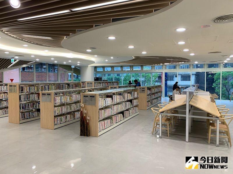 山城飄書香  新北圖書館瑞芳分館全新啟用