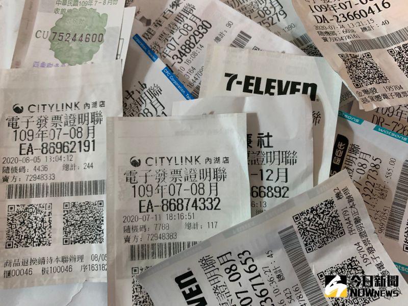 ▲統一發票自2011年1至2月期起每期開出特別獎台幣1000萬元中獎號碼1組,累計至今年5-6月期已創造539位千萬富翁。(圖/NOWnews資料照)