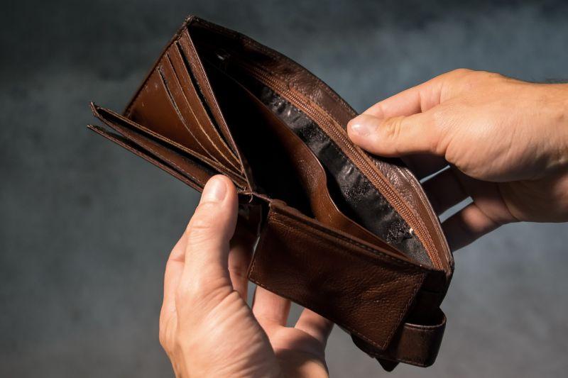 ▲錢包。(示意圖,圖中人物與文章中內容無關/取自 pixabay )