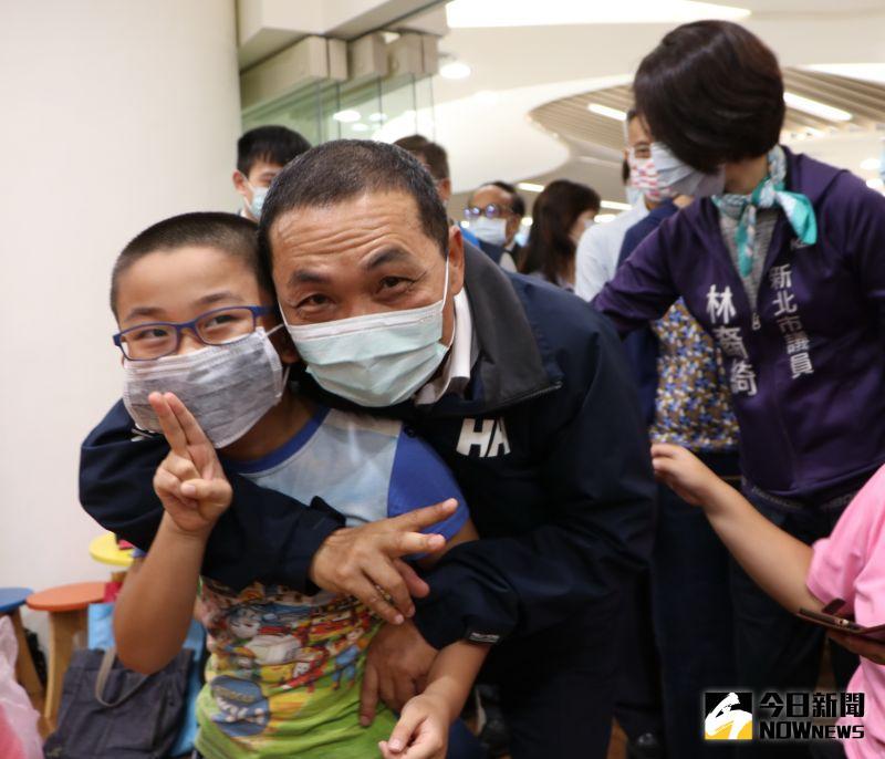 藍營嘆<b>中華民國</b>淪為配角 侯友宜強調「永遠在我心中」