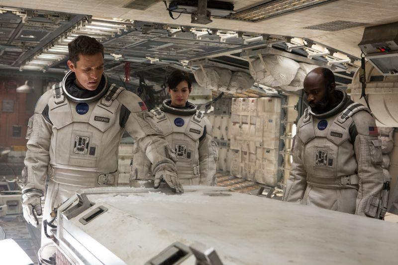 ▲《星際效應》是導演諾蘭「最好哭」的電影。(圖/華納兄弟)
