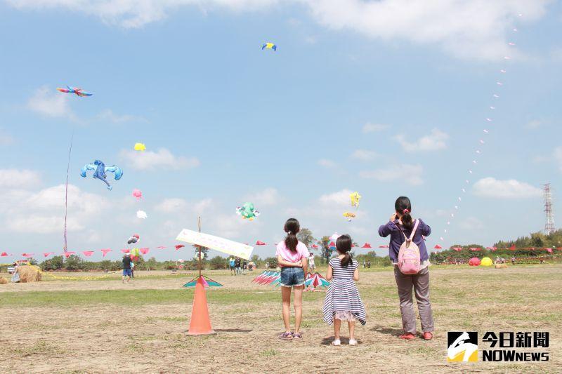 ▲二林鎮特別規劃競技、造型與親子3個專區,讓專業與一般民眾都可以玩的開心又安全。(圖/記者陳雅芳攝,2020.10.11)