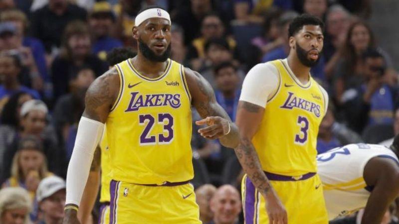 NBA/湖人續約難題 格林:留下詹皇和一眉哥就夠了