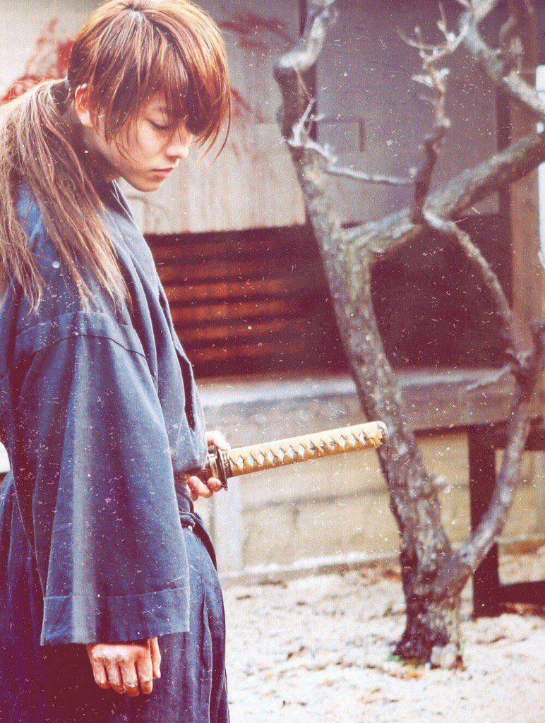 ▲佐藤健之前演出《神劍闖江湖》男主角,因此許多網友推薦他演《鬼滅之刃》。(圖/翻攝自《Kacaro