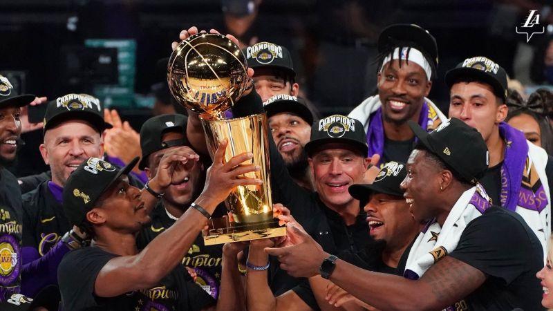 NBA/冠軍湖人因疫情少打10場 損失金額為全聯盟最多