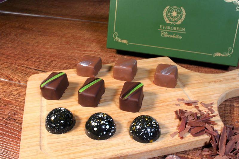 台味蒜頭、破布子獲青睞 <b>巧克力</b>界奧斯卡獎名單公布