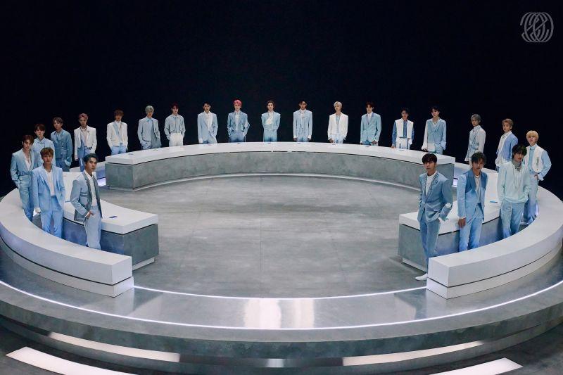 ▲NCT睽違2年,23人再合體發片。(圖/avex taiwan)