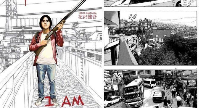 日本喪屍漫畫出現這畫面 網友瘋傳:搭台灣公車陰影太深