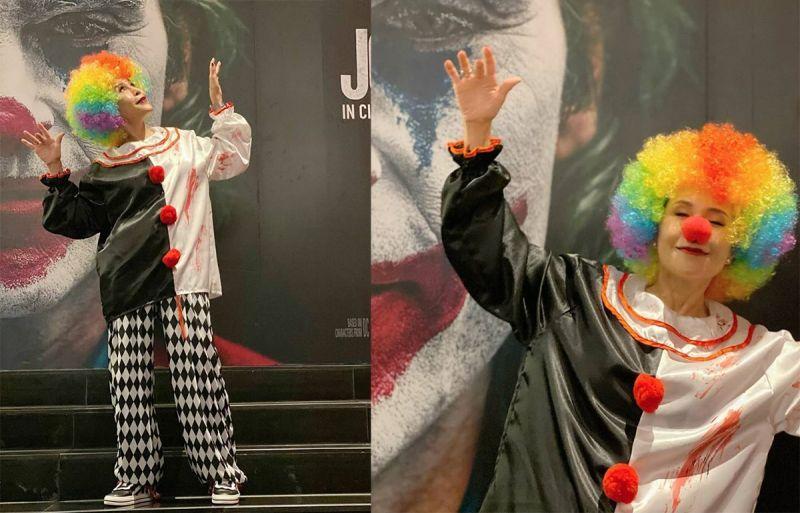 ▲泰王姊姊經常在社群媒體上發出搞笑的cosplay照與民眾互動,頗有「傻大姐」的喜感。(圖/翻攝自IG)