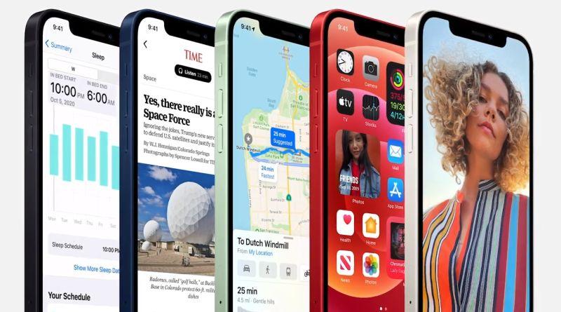 iPhone 12四機型特色一次看!這款最輕巧CP值也最高