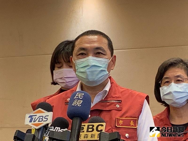 流感疫苗引發民怨 侯友宜:中央配發不足