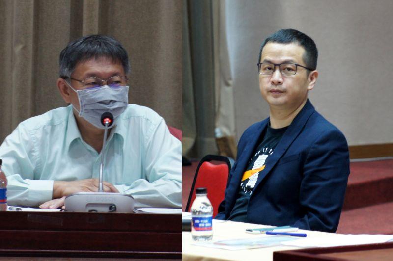 羅智強遭<b>監察院</b>針對 柯文哲支持選市長:我當初也被彈劾
