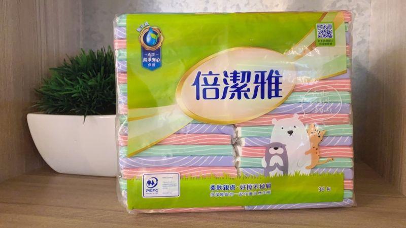 ▲這款袖珍面紙兼顧環保與品質,柔軟親膚的觸感,無論大人小孩都適用。(圖/資料照片)