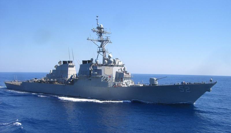 美軍艦再航經台海!解放軍東部戰區:海空全程跟蹤監視