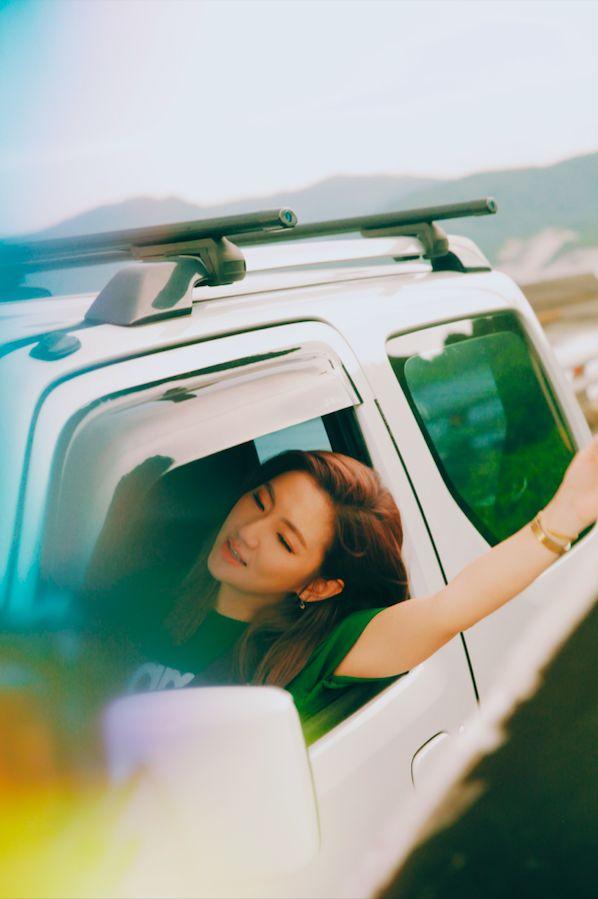 ▲Selina的新單曲《四季》MV,她從頭參與製作過程。(圖/任真美好提供)