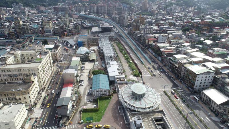 ▲林右昌表示基隆捷運,是北北基三市促成,也是共同受惠(圖/基隆市政府提供)