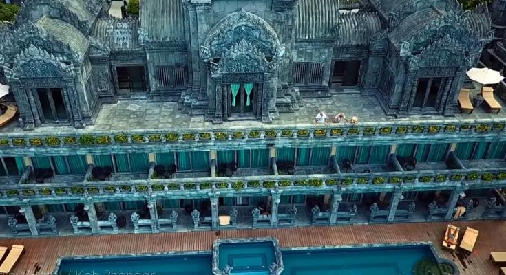 泰國飯店擬真吳哥窟!太逼真惹怒柬國網友