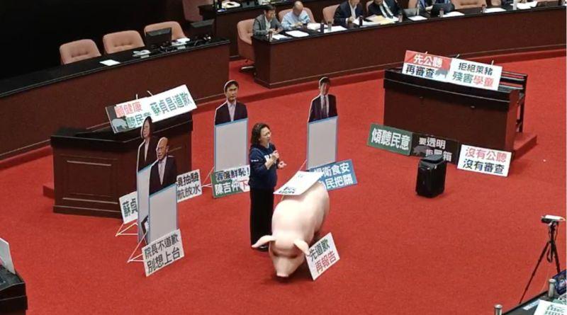 國民黨團三度佔議場 要蘇貞昌道歉、完整專家會議紀錄