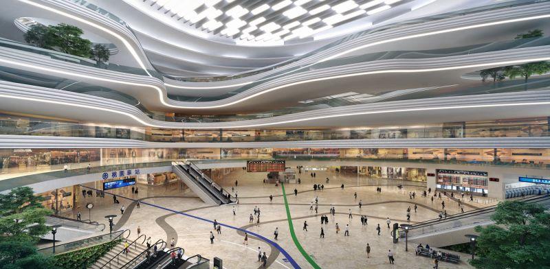 ▲千億站前計畫,三鐵共構16-38坪,公開熱銷。(圖/資料照片)