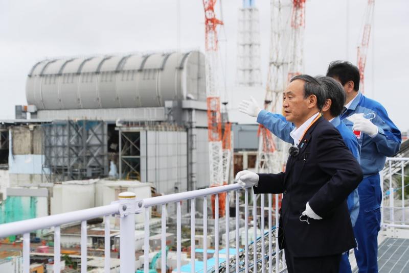 儲水槽快裝不下 日媒:政府最快本月決定福島核廢水去向