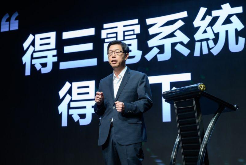 鴻海分享EV開放平台 目標2027內電動車市占達10%