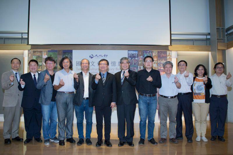 保存台灣文化的DNA!國家文化記憶庫上線