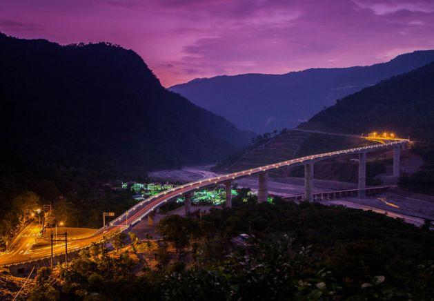 國際景觀競賽 霧台公路阿里山公路獲榮譽獎