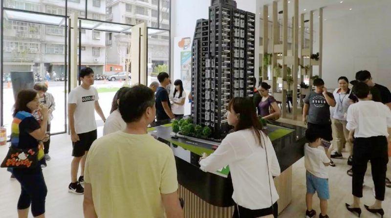 房市/國內房市熱潮 近半看屋超過一年民眾都規劃購屋
