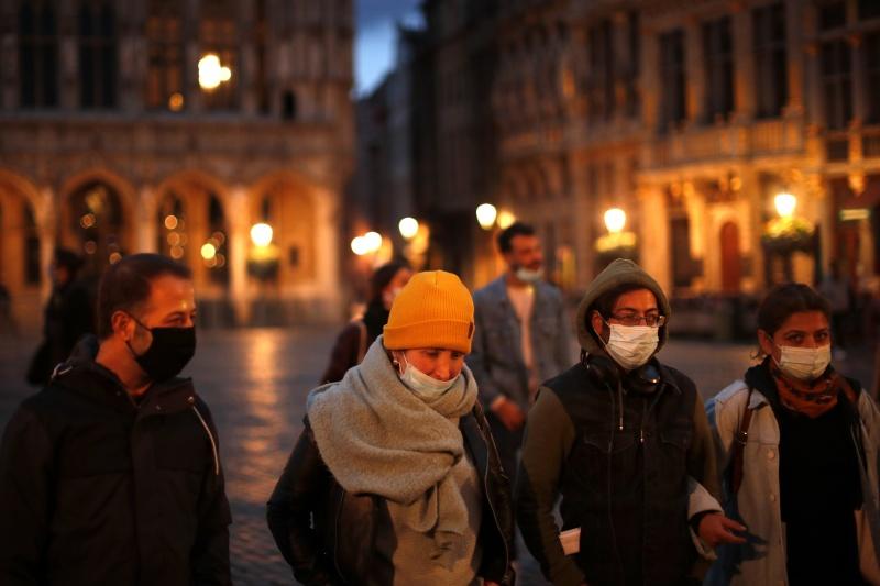 歐洲再陷大流行 世衛示警:東地中海疫情同樣令人震驚