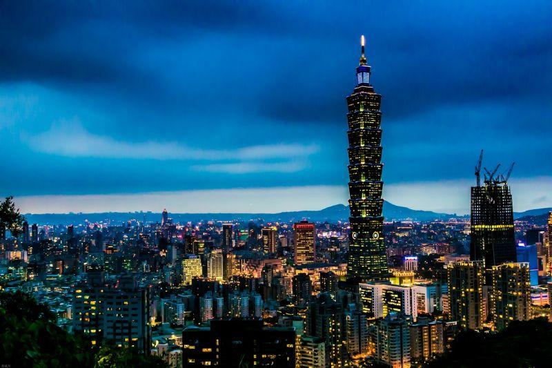 ▲台北。(示意圖/翻攝自Pixabay)
