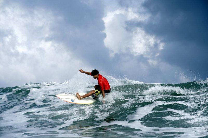 國際衝浪大賽熱鬧滾滾 到屏東<b>滿州</b>觀賽大飽眼福