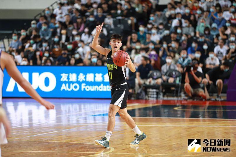 P聯盟/UBA MVP狂飆39分締造本土紀錄 夢想家豪取5連勝