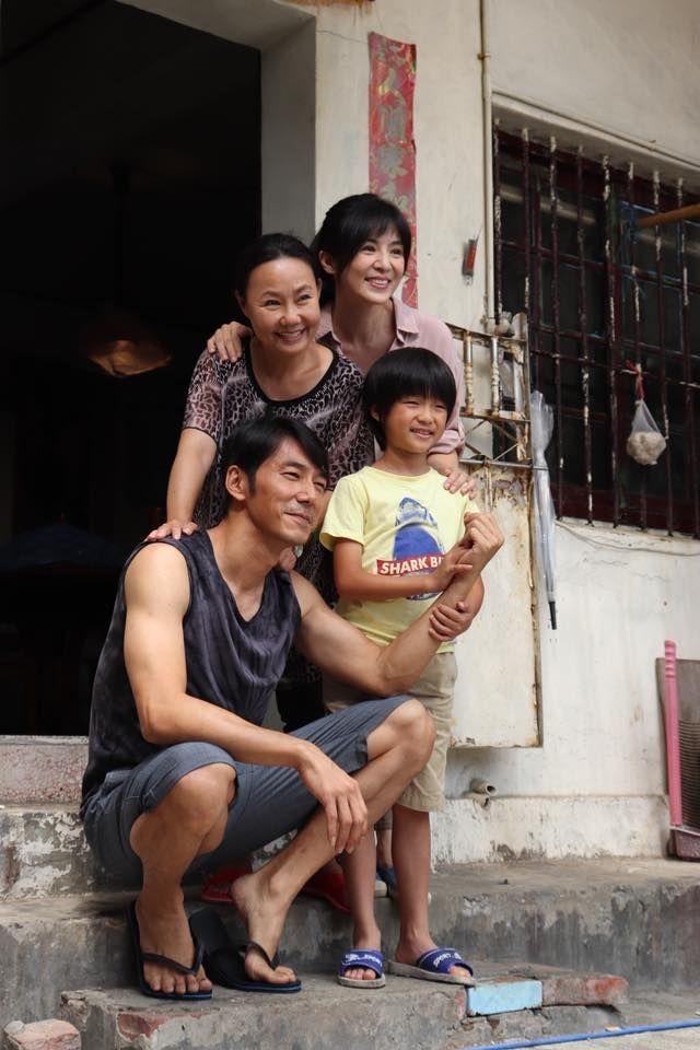 ▲《嗨!神獸》集結楊采妮(右)、李李仁、呂雪鳳、童星白潤音一起演出。(圖/滿滿額娛樂)
