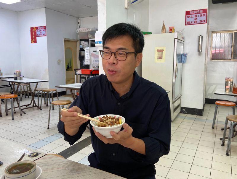 誰家肉燥飯最好吃?陳其邁、黃偉哲跟<b>潘孟安</b>爭第一