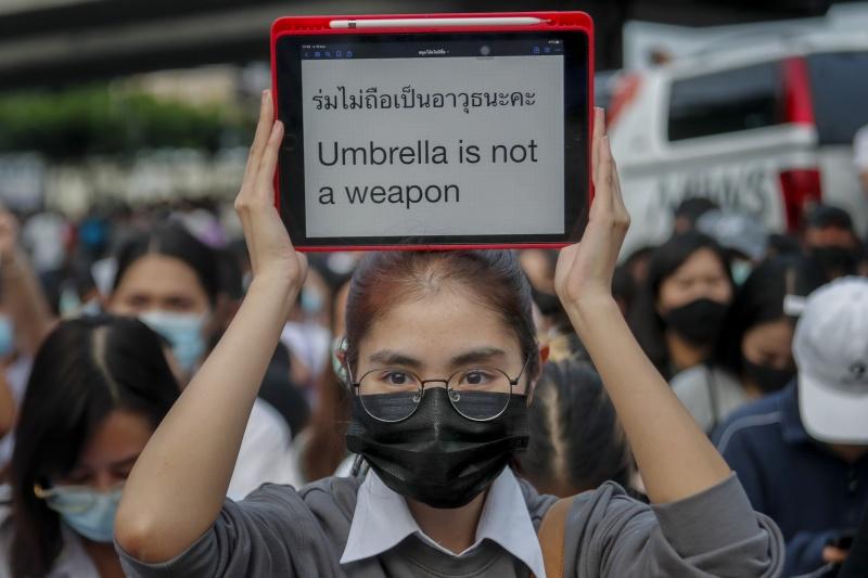 傳當局擬打壓新聞自由 泰媒示警:只會使更多人參加抗議