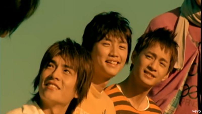 ▲申東靖(右2)在團體解散後轉往綜藝圈發展。(圖/ComicBoyzVEVO