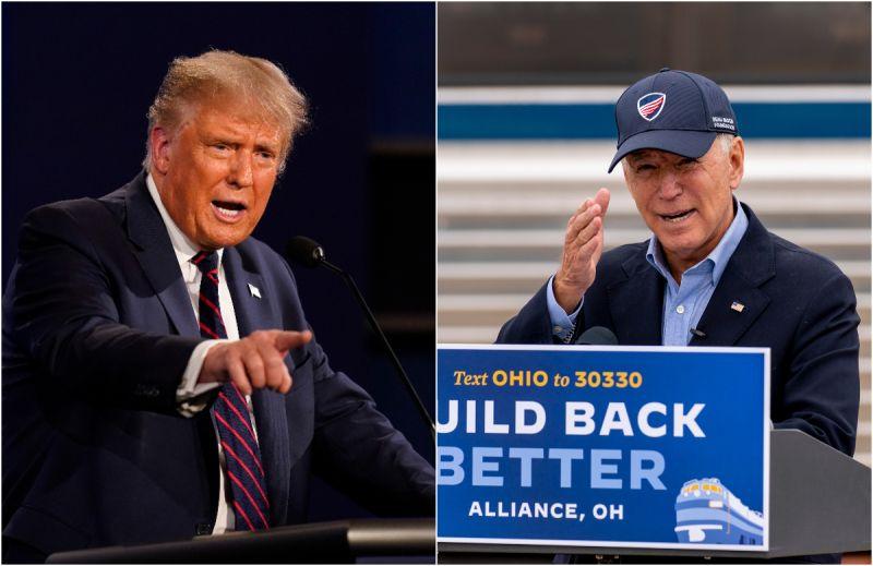拜登沒有當選?美民調網站傳改「票數」 創始人出面打臉