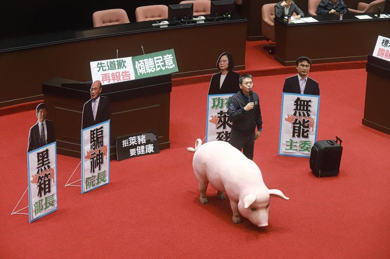 第四度院會阻蘇貞昌上台 國民黨團:找不到不杯葛理由