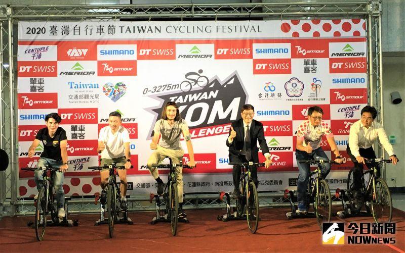 自行車/疫情衝擊外國車手不來 夏季冠軍黃文忠盼突破