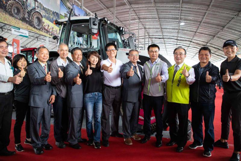廣編/<b>農業</b>新南向國家隊 2020桃園農機展現科技實力