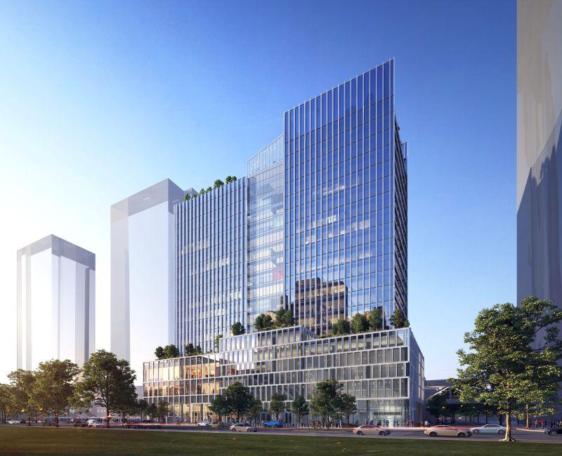 開發權利金6.1億 新壽拿下南港轉運站BOT案優先議約權