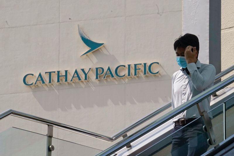 香港國泰大裁員 傳深圳大灣區航空或吸收人員、航線