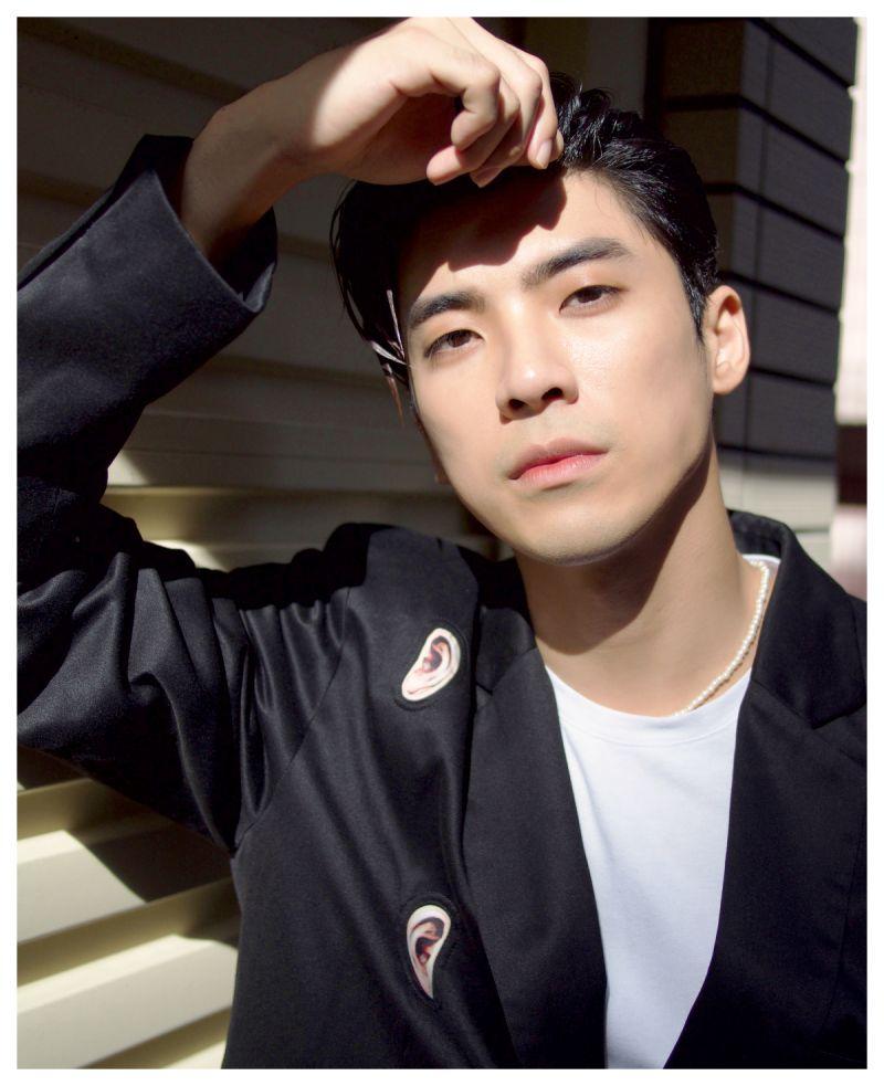 ▲林哲熹參演《青春弒戀》,超出導演何蔚庭預期。(圖/大璽影藝提供)
