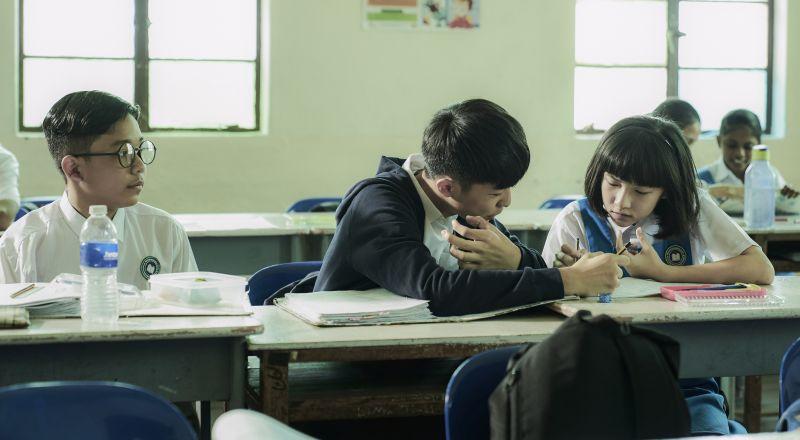▲▼《你是豬》聚焦馬來西亞真實的校園暴力事件。(圖/華映娛樂)