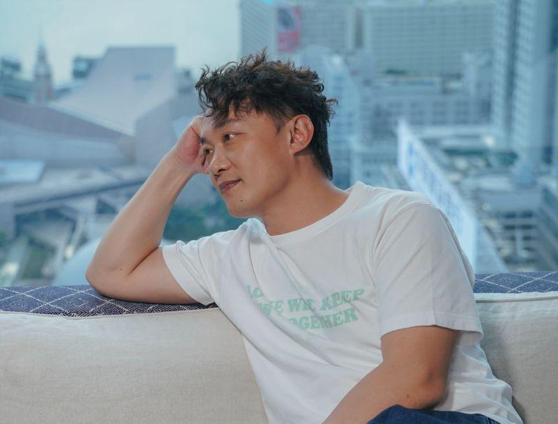 ▲陳奕迅推出新歌《致明日的舞》。(圖/環球提供)