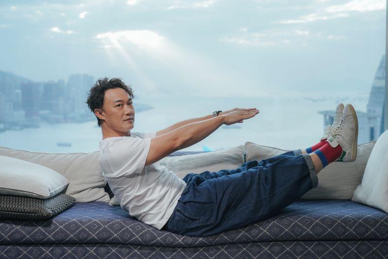 陳奕迅感受生活「不想念搭飛機」 疫情宅在家學會抓漏