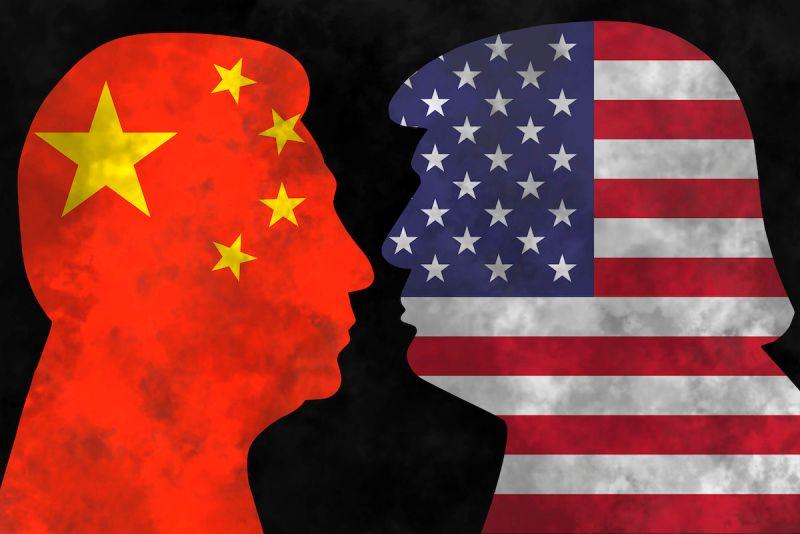 中國美國川普習近平