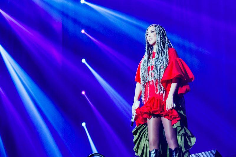 ▲張惠妹將在台東舉辦跨年演唱會。(圖/環球提供)