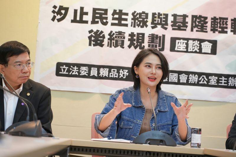 ▲民進黨立委賴品妤在21日的貼文中還是短髮。(圖/擷取自賴品妤臉書)