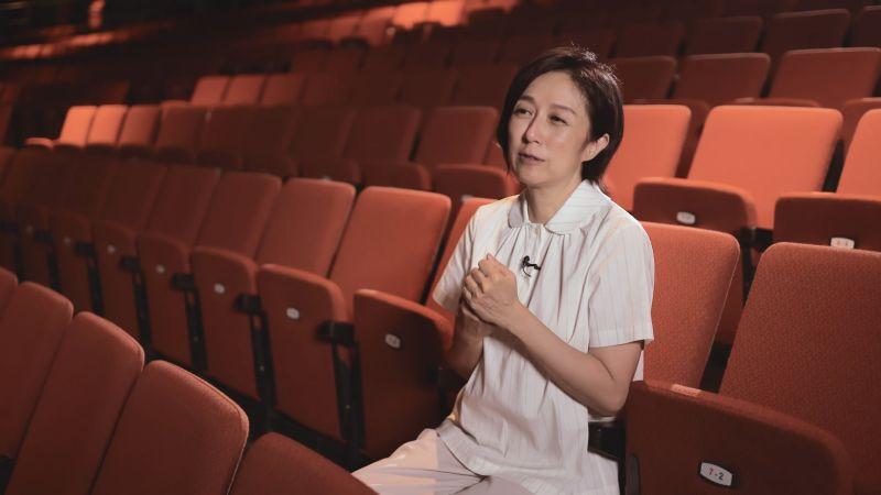 黃韻玲與兒子沈裕紘一起錄製節目《Soul Taiwan》。(圖/靛癮製作提供)
